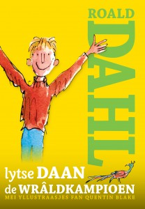Omslach Lytse Daan